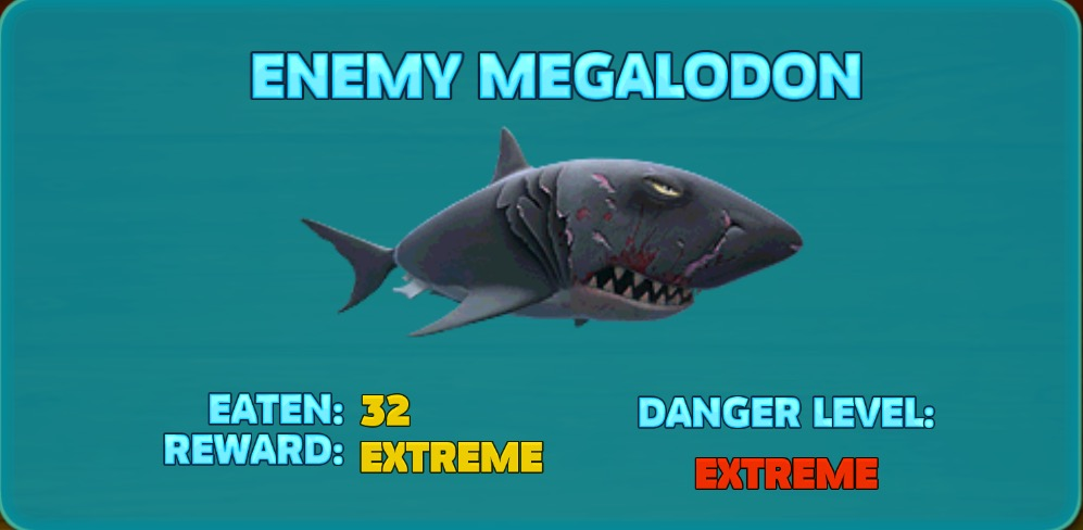 Enemy megalodon hungry shark wiki fandom powered by wikia altavistaventures Images