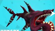 Helicoprion Hungry Shark Heroes