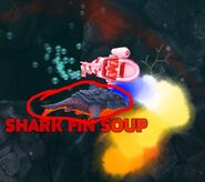 Enemy pyro shark