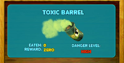 Barrel Of Toxicness