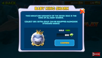 Baby King Shark