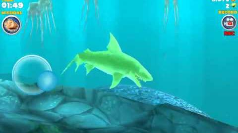 Hungry Shark Evolution Kempy Cave