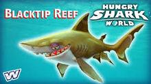 Reef black teeth