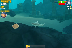 Reef Shark Mission