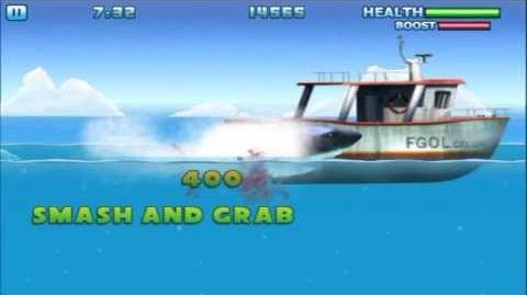 Hungry Shark 1+ Gameplay