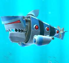 Robo Shark Hse Hungry Shark Wiki Fandom Powered By Wikia