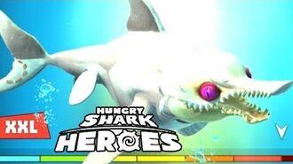 ICHTHYOSAUR UNLOCKED!!! (HUNGRY SHARK HEREOS)