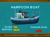 Harpoon Boats