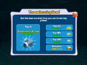 The swimming Dead