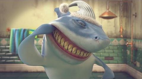 Hungry Shark Shorts - Codzienność