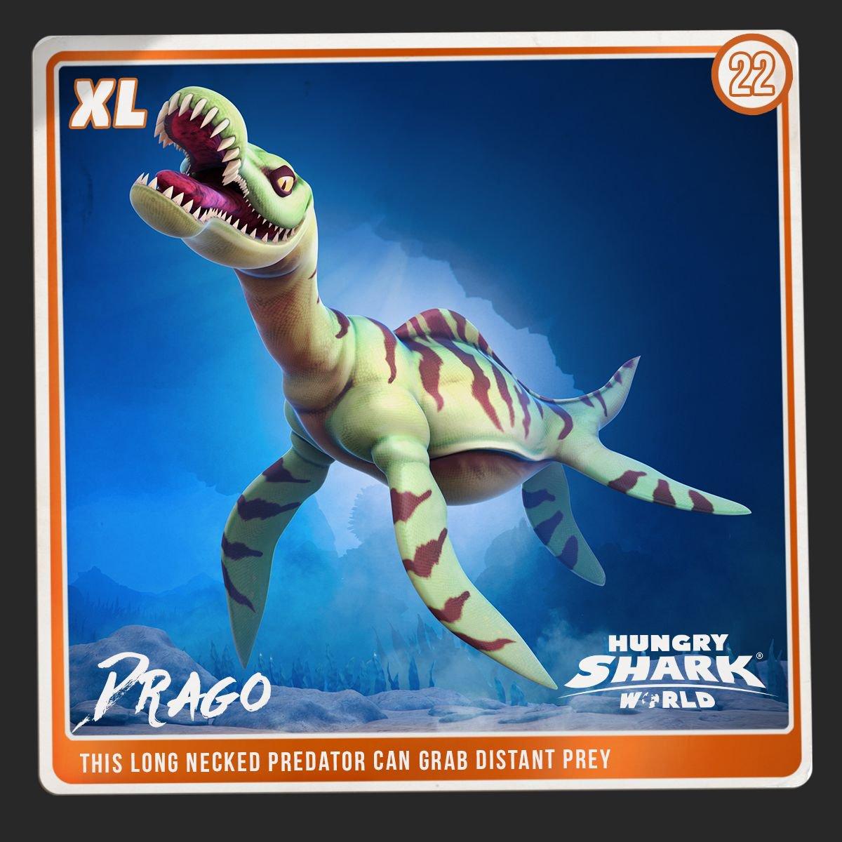 Drago (Pliosaur) | Hungry Shark Wiki | FANDOM powered by Wikia