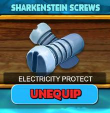 Sharkenstein Screws