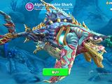 Alpha Zombie Shark