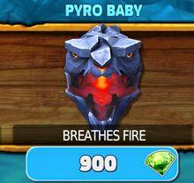 Pyro baby