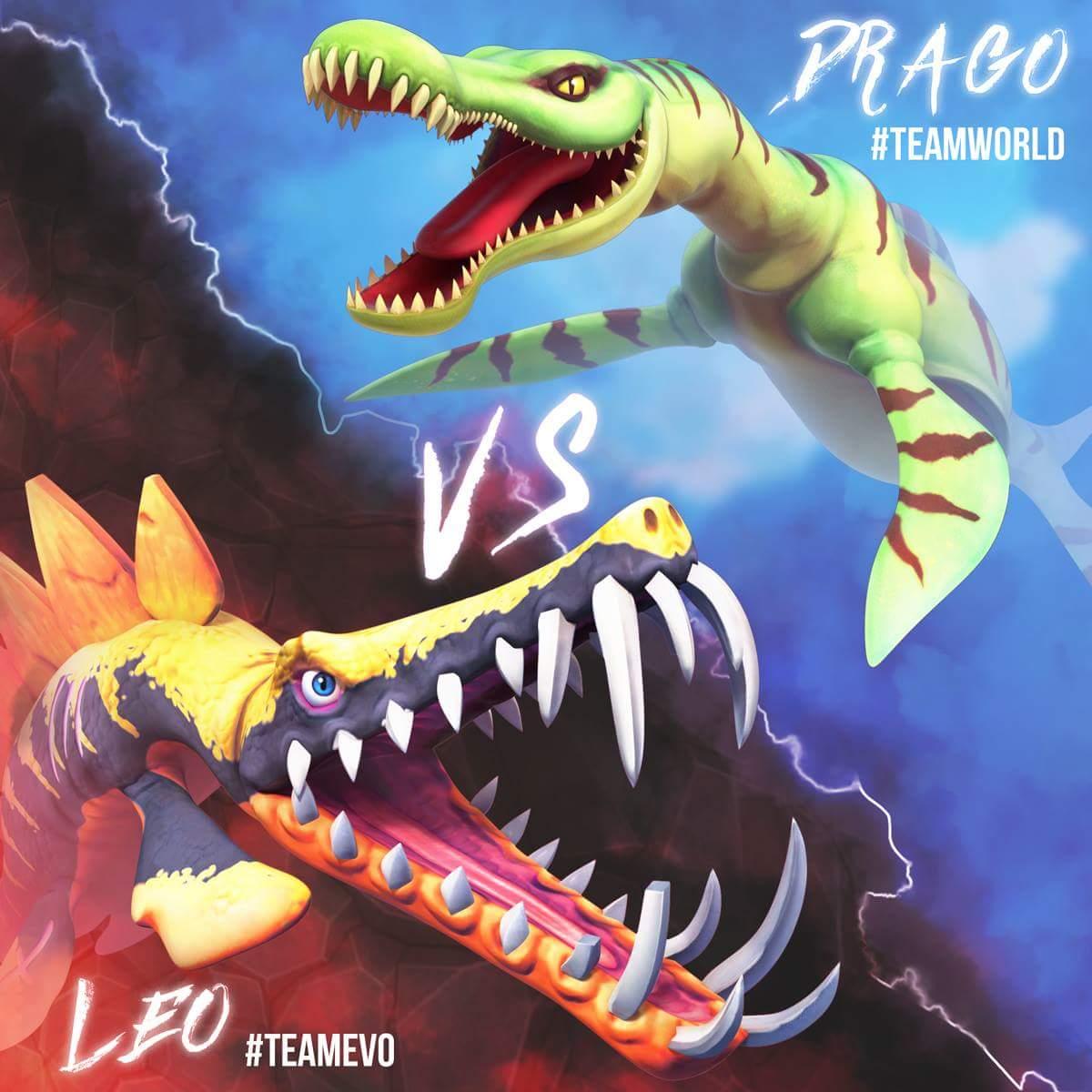 Drago vs Leo