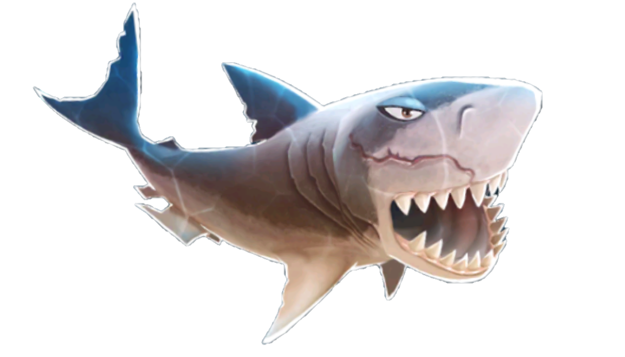 Megalodon (HSE) | Hungry Shark Wiki | FANDOM powered by Wikia
