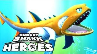 CLIMATIUS UNLOCKED!!! (HUNGRY SHARK HEREOS)