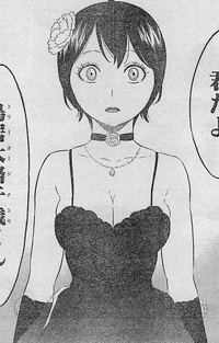 Chitose hearing a surprising fact