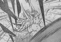 Vivi attacked by Dodomekis