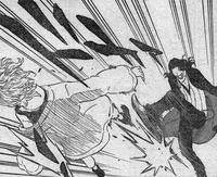 Dodomekis kicks Nils