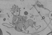 Haiji manipulating gravity