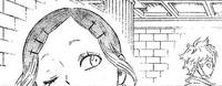 Mira waiting for Haiji's reaction