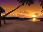 Turtle Bay Beach (Evening)