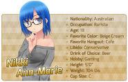 Nikki Ann-Marie Profile