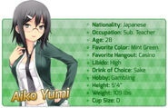 Aiko Yumi Profile