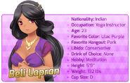 Beli Lapran Profile