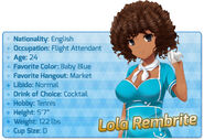 Lola Rembrite Profile
