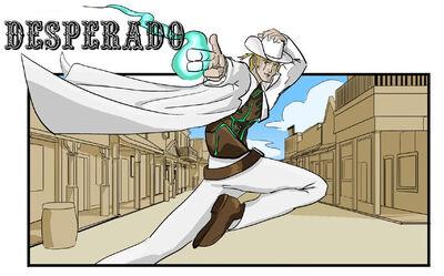 Desperado by Fukujinzuke, Heroes Alliance 0