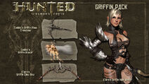 Hunted-digitalpreorder-griffin-pack