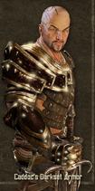 Caddoc darkset armor