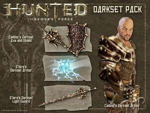 Hunted bonus darkset gamestop