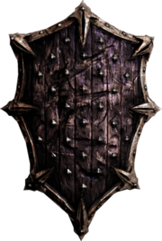 Noble shield large