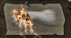 Weapon caddoc griffin bracer