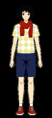 Asahiko Scarlet Eyes