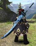 Mountain Sabre