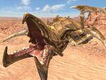 Desert Worm King