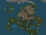 Lassandal map