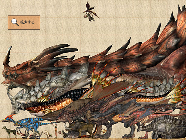 MH Dragons