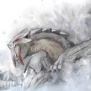 Barioth s rage by aracelicasandra-d3li9kv