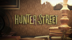 Hunter Street title card