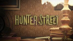 Hunter Street title card