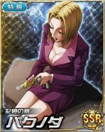 HxH Battle Collection Card (53)