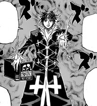 Chrollo Double Face