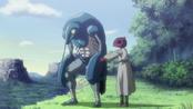 Brovada decide quedarse por que Shidore se lo pide.