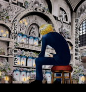 344 - Kurapika at the church