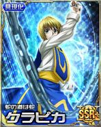 Kurapika Card 128+